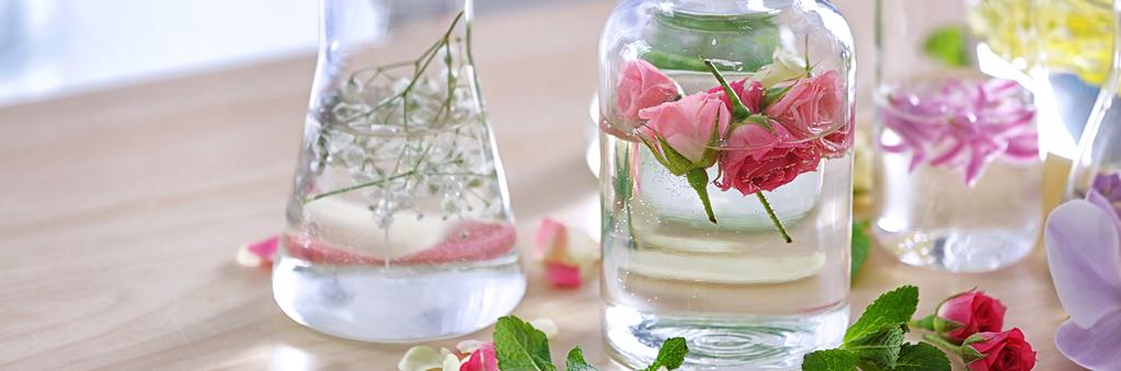 eau florale
